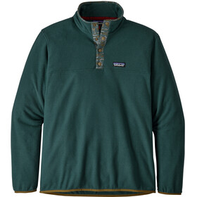 Patagonia Micro D Snap-T Pullover Hombre, piki green